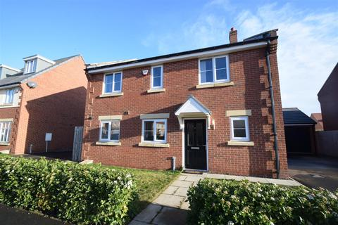 4 bedroom detached house for sale - Hauxley Drive, Whitley Bay
