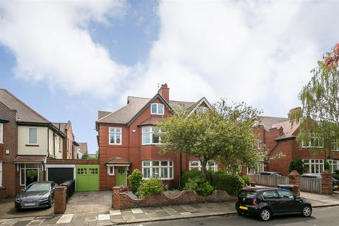 6 bedroom semi-detached house for sale - Mitchell Avenue, Jesmond, Newcastle upon Tyne