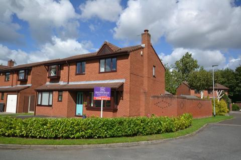 4 bedroom detached house for sale - Cartier Close, Old Hall, Warrington