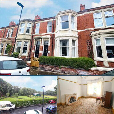 3 bedroom terraced house for sale - Park Avenue, North Shields