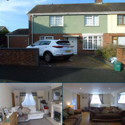 3 bedroom semi-detached house for sale - Gors-Fach, Llanelli