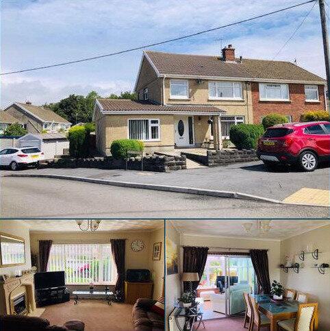 4 bedroom semi-detached house for sale - Bryn Morlais, Bryn, Llanelli