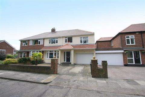 4 bedroom semi-detached house for sale - The Broadway, Tynemouth, Tyne And Wear, NE30