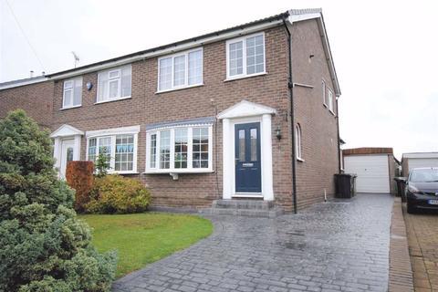 3 bedroom semi-detached house for sale - Moorgate Avenue, Kippax, Leeds, LS25
