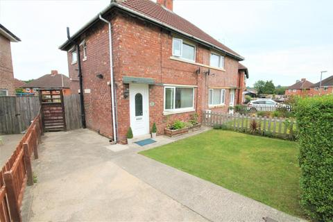 2 bedroom semi-detached house for sale - Tees Crescent, Spennymoor