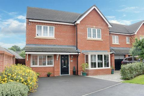 4 bedroom detached house for sale - Goss Place, Alsager