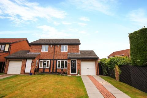 2 bedroom semi-detached house for sale - Monks Wood, North Shields