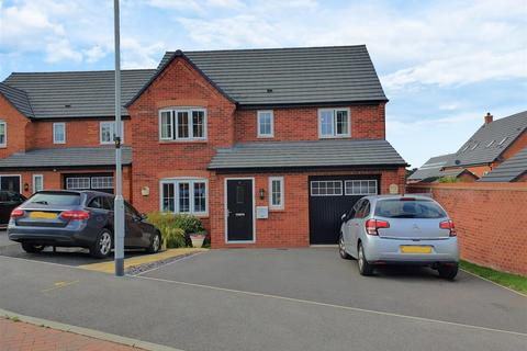 4 bedroom detached house for sale - Elderberry Drive, Rothley, Leicester