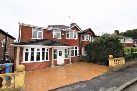 4 bedroom semi-detached house to rent - Carr Bank Avenue, Blackley