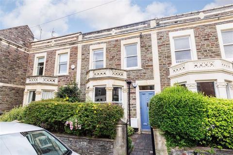 3 bedroom terraced house for sale - Queen Victoria Road, Westbury Park, Bristol