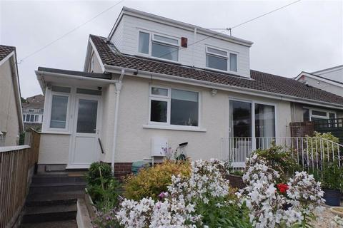 3 bedroom semi-detached bungalow for sale - Carmarthen Close, Barry, Vale Of Glamorgan