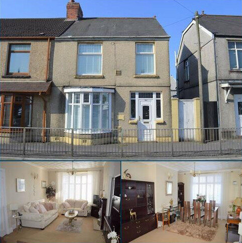 3 bedroom semi-detached house for sale - Carmarthen Road, Gendros, Swansea