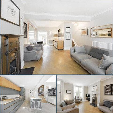 3 bedroom terraced house to rent - Aldensley Road, Brackenbury Village, London, W6