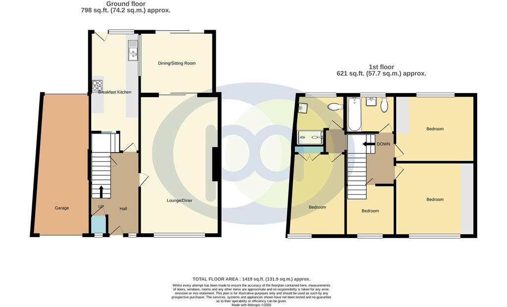 Floorplan: Lupton Avenue
