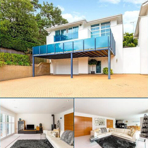 4 bedroom detached house for sale - Point South, 71 Anthonys Avenue, Poole, Dorset, BH14