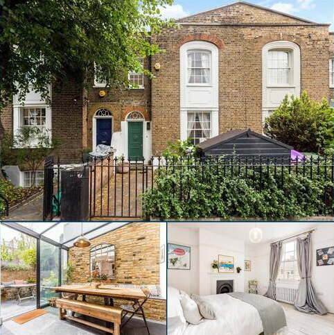 4 bedroom terraced house for sale - Coborn Road, Bow, London, E3