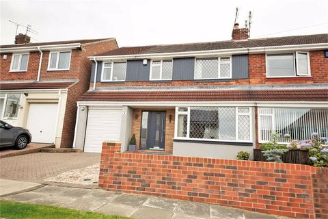 4 bedroom semi-detached house for sale - Greetlands Road, Tunstall, Sunderland, SR2