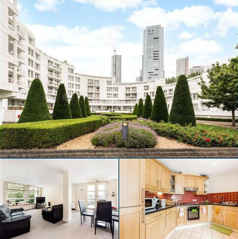 4 bedroom flat for sale - Pierhead Lock, 416 Manchester Road, Canary Wharf, London, E14