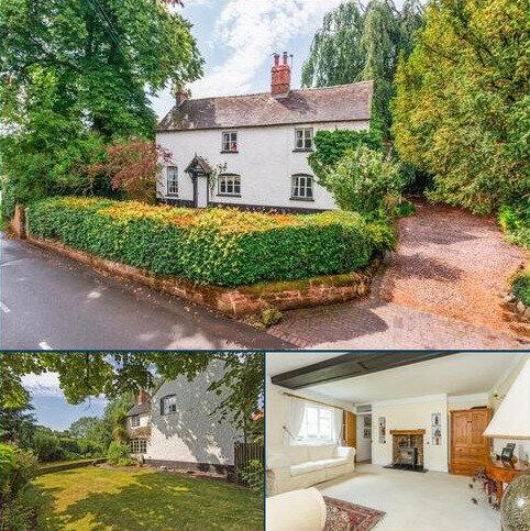 5 bedroom character property for sale - Newport Road, Edgmond, Newport, Shropshire, TF10