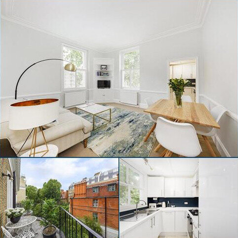 2 bedroom flat for sale - Wetherby House, 20-21 Wetherby Gardens, London, SW5