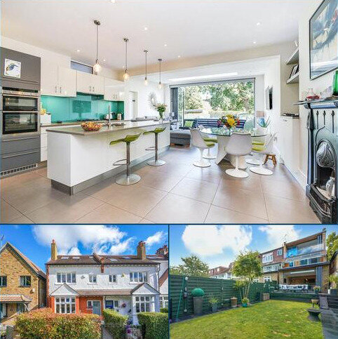 4 bedroom end of terrace house for sale - Meadvale Road, London, W5