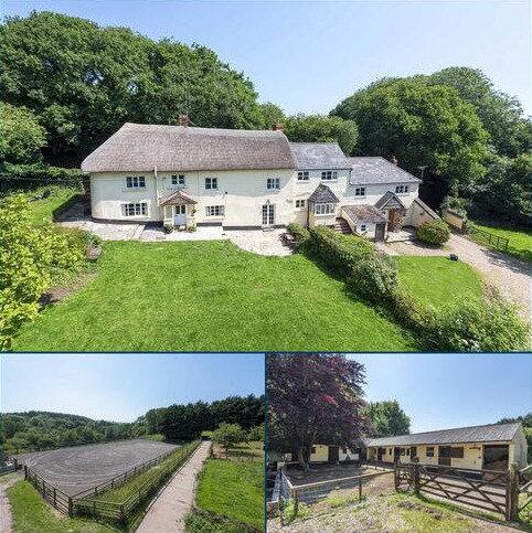 5 bedroom detached house for sale - Oldborough, Morchard Bishop, Crediton