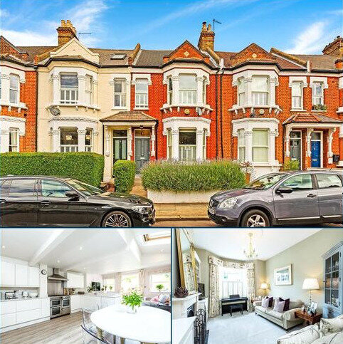 4 bedroom terraced house for sale - Bassingham Road, London, SW18