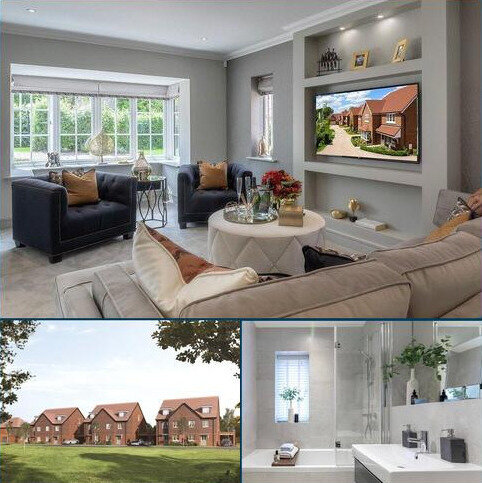 4 bedroom semi-detached house for sale - Plot 23 Parklands Manor, Besselsleigh, Oxfordshire, OX13