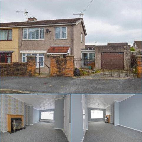 3 bedroom semi-detached house for sale - Dyffryn Park, Pen-Y-Mynydd,