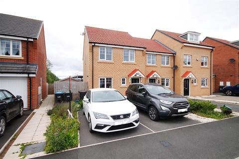 3 bedroom semi-detached house for sale - Carlin Close, Bowburn, Durham