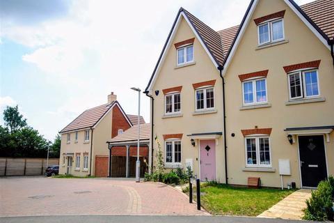 3 bedroom end of terrace house for sale - Moneta Rise, Leighton Buzzard