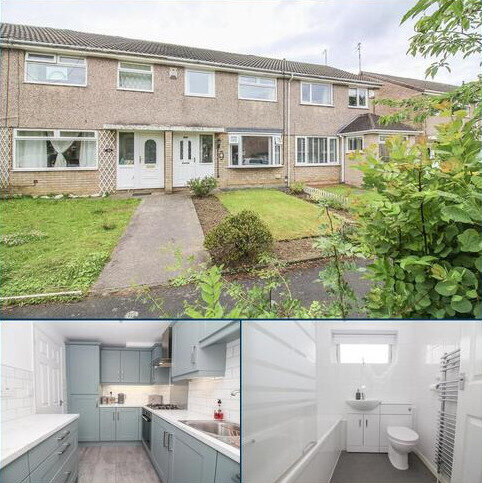 3 bedroom terraced house for sale - Faversham Court, Newcastle Upon Tyne