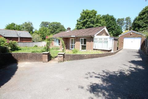 2 bedroom detached bungalow for sale - Park Road, Tiverton
