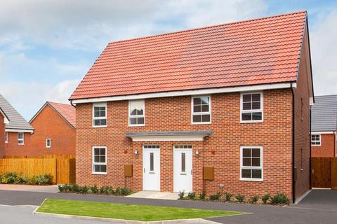 3 bedroom semi-detached house for sale - Plot 42, Finchley at Northstowe, Cambridgeshire, Pedersen Way, Cambridge CB24