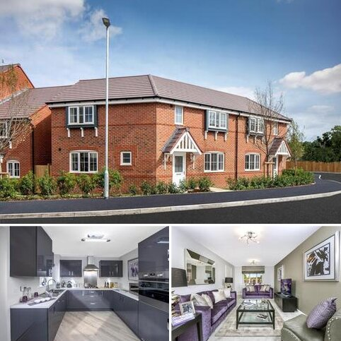 3 bedroom semi-detached house for sale - Plot 314, Faringdon at Lake View at Priors Hall Park, Michaels Drive, Weldon, CORBY NN17