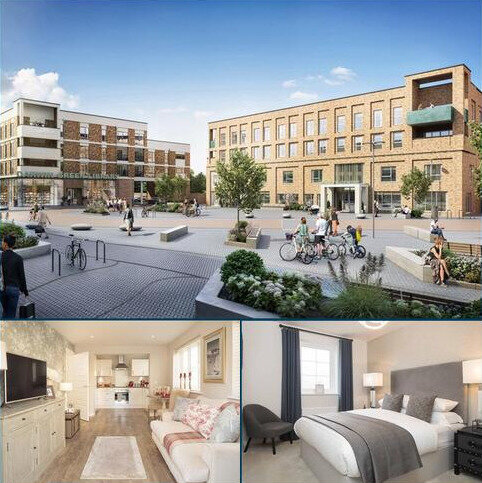 1 bedroom apartment for sale - Plot 174, Courtyard at Darwin Green, Huntingdon Road, Cambridge, CAMBRIDGE CB3