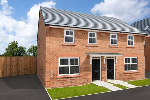 David Wilson Homes - Lightfoot Meadows - Bishopgate Gardens at Aspen Woolf, Bishopgate Gardens, Ormskirk Road PR1