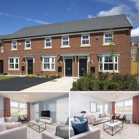 3 bedroom terraced house for sale - Plot 59, ARCHFORD at Galloway Grange, Dixon Drive, Chelford, MACCLESFIELD SK11