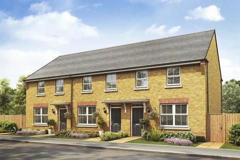3 bedroom semi-detached house for sale - Plot 35, Archford at David Wilson Eagles' Rest, Burney Drive, Wavendon MK17