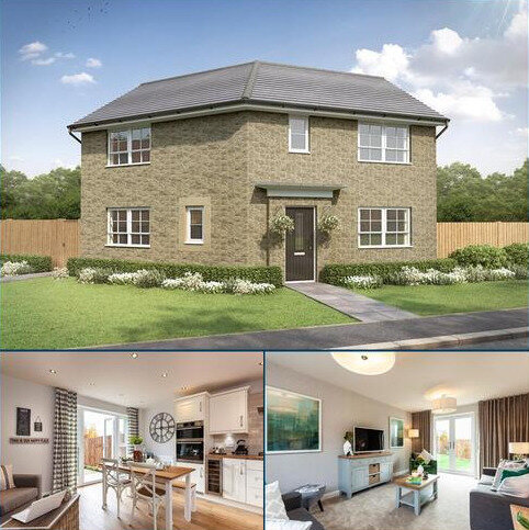 3 bedroom detached house for sale - Plot 137, Eskdale at Kings Quarter, Parkstone Drive, off Pewterspear Green Road, Stretton, WARRINGTON WA4