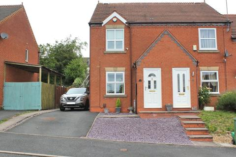 2 bedroom end of terrace house for sale - Cardoness Place, Dudley, DY1