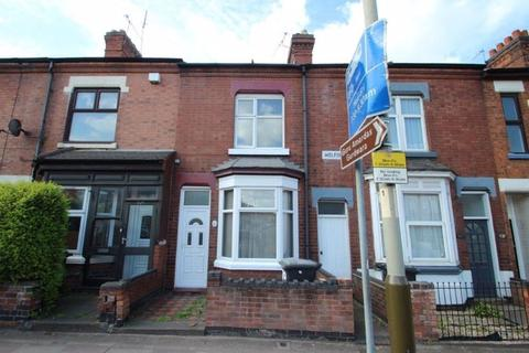 3 bedroom terraced house to rent - Welford Road, Knighton Fields, Leicester, LE2 6EG