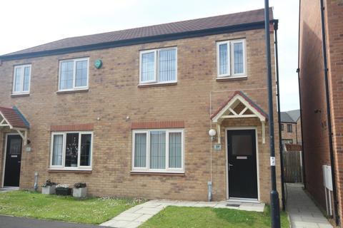 3 bedroom semi-detached house for sale - Countess Way, Earsdon View, Newcastle Upon Tyne, NE27 0NF
