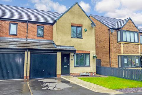 3 bedroom semi-detached house for sale - Walkerfield Place, Walker, Newcastle upon Tyne, Tyne and Wear, NE6 4DW