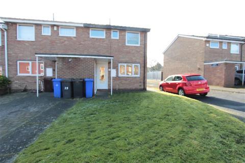 3 bedroom end of terrace house for sale - Green Oak Avenue, Sheffield, S17 4FT