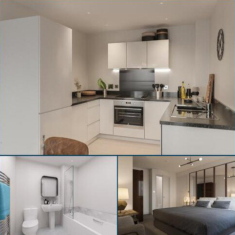 1 bedroom apartment for sale - Plot 156, One Bed at Queensbury Square, Honeypot Lane, Queensbury NW9