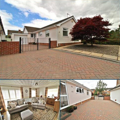 3 bedroom detached bungalow for sale - Bearcross Avenue, Bear Cross, Bournemouth