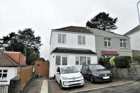 3 bedroom semi-detached house for sale - Manor Road, Manselton, Swansea, City And County of Swansea.