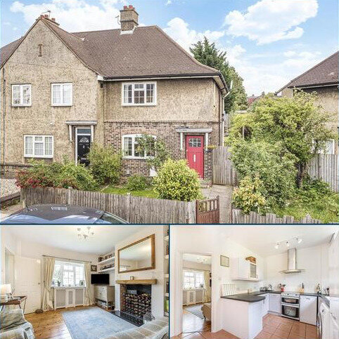 2 bedroom end of terrace house for sale - Gibbs Avenue, Crystal Palace
