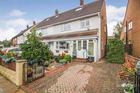 3 bedroom semi-detached house for sale - Kipling Avenue, Boldon Colliery, NE35 9EE
